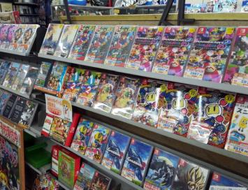 いつもの小売さん「任天堂のハードは任天堂のゲームを独占しているのだから売れて当たり前」