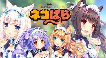 PS4/Switch「ネコぱらVol.1 ソレイユ開店しました!」が配信開始!プロモーションムービー公開