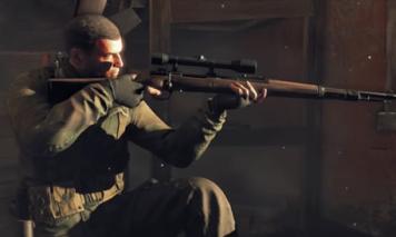 「Sniper Elite 4」 ローチトレーラーが公開、シーズンパスの情報も