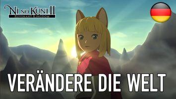 PS4「二ノ国2 レヴァナントキングダム」 GJA最新トレイラーが公開!