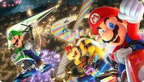 【速報】Switch『マリオカート8DX』、PS4『モンスターハンターワールド』の売上をついに上回る!!