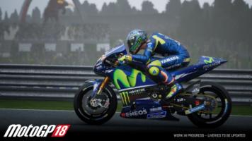 「MotoGP 18」本格モータースポーツレースゲーが全機種登場!最新プレイトレーラーが公開