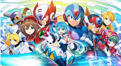 【朗報】『ロックマンX』シリーズ最新アプリ『ロックマンX DiVE』が2020年秋に配信決定!