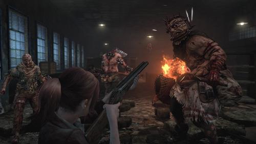 Switch版「バイオハザード リベレーションズ2」 XboxOne版との比較動画が公開!Switchのクオリティに驚愕!!
