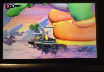 3DS「スマブラ」にキャラがどんどんデカくなるバグが見つかるwwwww
