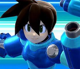 「大乱闘スマッシュブラザーズ」 ロックマンのモデリングすげー! 3DS版でもフィギュアで登場判明