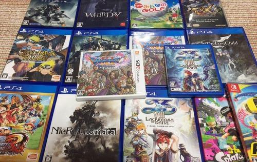 新作ゲーム買うだけ買ってプレイせず、お気に入りのゲームばかりプレイする奴wwww