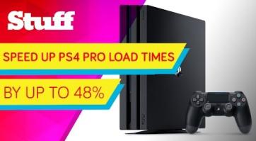 【検証】PS4Pro HHD / SSD比較動画が公開! 「速くはなるが劇的な差とまではいかない」