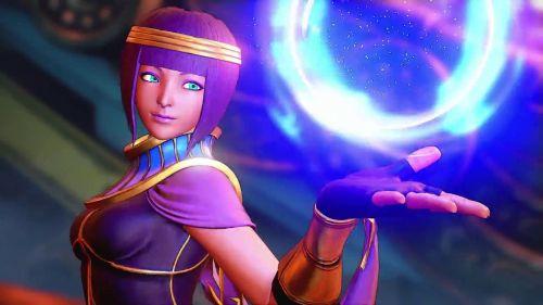 【速報】ストリートファイター5に新キャラ「メナト」が参戦! エジプトの女神で不思議なパワー(オーブ)を自在に操る美しき実力者!!