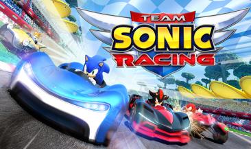Switch/PS4/PC「チームソニックレーシング」今冬発売、速報映像公開!ソニックたちが超ハイスピードなレースを繰り広げる!!