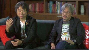 任天堂 宮本氏 青沼氏「ゲームのプロフェッショナルとは一緒に仕事をしたいと思わない」