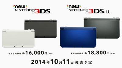 Newニンテンドー3DSって実質次世代機? ゲームボーイカラーのような立ち位置?