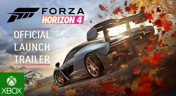 【朗報】MS「Forza Horizon 4」、Xbox Series S/XバージョンはSXとXSS発売日にローンチ確定!!