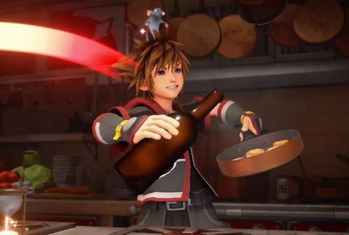 「キングダムハーツ3」に『レミーのおいしいレストラン』登場確定!E3 2018 トレーラー Vol.2が公開