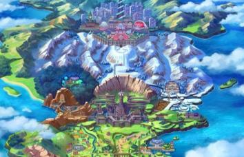 【朗報】ポケモン新作のマップが予想以上に広大で完全にオープンワールドでワロタwwww