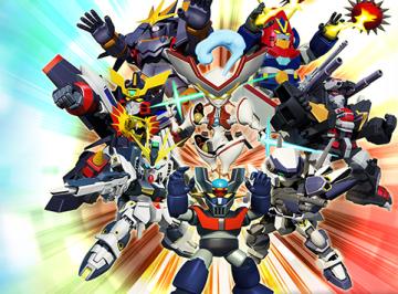 「スーパーロボット大戦X-Ω」 人気キャラたちによる戦闘シーン動画が公開!!