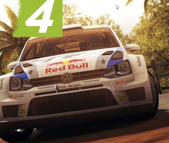 スクエニ新作レースゲー 「WRC 4 FIA ワールドラリーチャンピオンシップ」 PS3/Vita向けに7/24発売決定!公式サイトオープン!!
