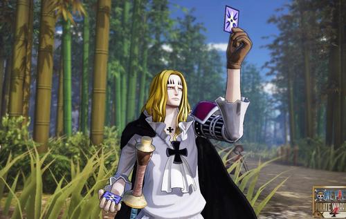 Switch/PS4「ワンピース海賊無双4」新プレイアブルキャラ『バジル・ホーキンス』プレイ動画が公開!