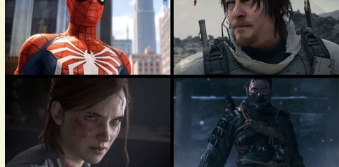 ソニー「E3で新ハードの発表はない。4つのゲームに集中する 」