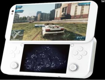 """【3DSNXVITA終了】""""フルスペックPC並""""のスペックを持つ携帯ゲーム機『PGS』が登場!!!"""