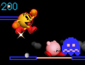 「大乱闘スマッシュブラザーズ」 3DS専用ステージ『パックメイズ』情報が公開! 「パックマン参戦は宮本茂氏の提案を断っていた」