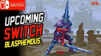 【朗報】「Blasphemous」 ダークファンタジー2Dアクションがスイッチ向けにキックスターター発表!横スク根絶やしゲー、キタコレ!!