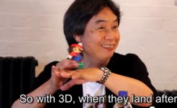 宮本茂氏が語る『スーパーマリオ』のゲームデザインとは 『スーパーマリオメーカー』実演映像!