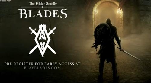 スマホ版エルダースクロールズ『The Elder Scrolls:BLADES』発表!今秋から基本無料で配信