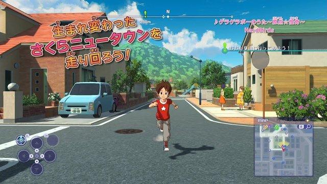 【超良作】Switchの「妖怪ウォッチ4」遊んでいるんだが、これ日本舞台のオープンワールドと名乗っても良いと思う