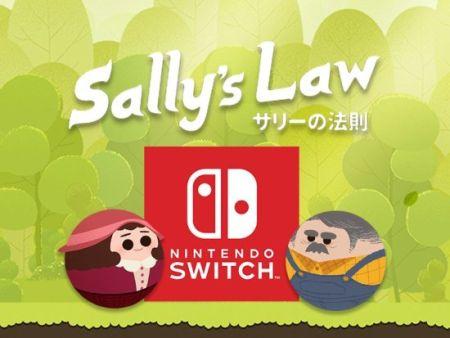 """【朗報】スマホでヒットした""""泣けるアクションゲーム""""「サリーの法則」がニンテンドースイッチに移植決定!!"""