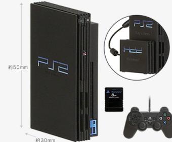 PS2アーカイブスを購入するとPSハードのミニチュアが当たる「遊ぼうキャンペーン」が3/4本日よりスタート!!