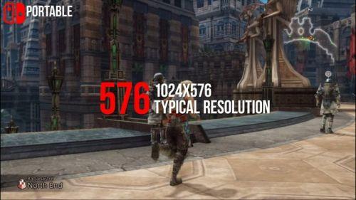 Switch版「FF12」 864P 携帯576P