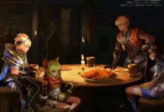 """注目のMMORPG 「ロードス島戦記オンライン」 """"超会議3""""でゲーム画面が初公開!2014年夏、αテストを実施予定!!"""
