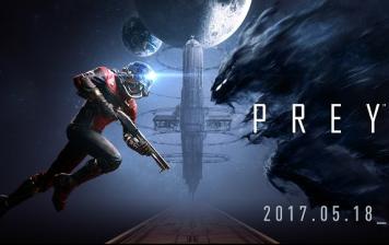 ベセスダ新作 「Prey」 日本語版ローンチトレイラーが公開!近未来FPS、開発はディスオナードの『Arkane』