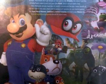 【速報】E3 任天堂の隠し玉はスイッチ版『どうぶつの森』!?海外誌からリーク!!!