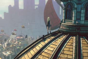PS4「グラビティデイズ2」 体験版が配信開始!前日譚を描いたスペシャルアニメも本日公開