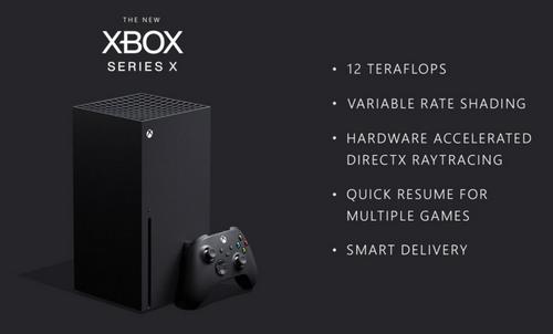 【速報】新型XBOXさん25tflopsの超性能の上、steamとepicストアに対応か。完全覇権ハードに!!