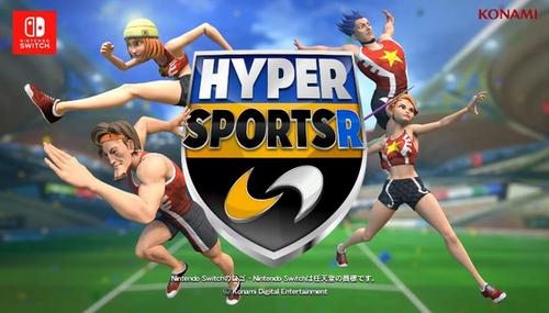 【朗報】コナミがハイパーオリンピックシリーズ最新作をSwitch独占で復活させてくれた!!