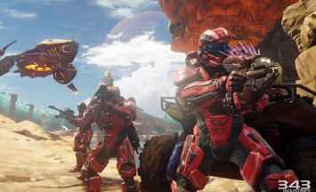 「Halo 5:Guardians」 国内向けトレーラー公開!大規模なチーム戦にAI勢力を導入