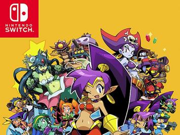 【悲報】オーイズミ PS4『シャンティ -海賊の呪い- for Nintendo Switch』本日配信!←???