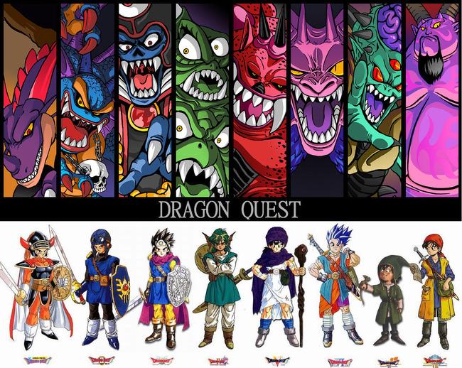 十大JRPG「『ドラゴンクエスト』、『ファイナルファンタジー』、『テイルズシリーズ』、『ゼノブレイド』」あと他に何よ?