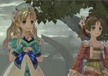 PS3「シャリーのアトリエ 黄昏の海の錬金術士」 過去作からアーシャ、ニオ登場!スクリーンショット公開!!