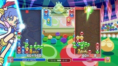 【売上】「ぷよぷよeスポーツ」 Switch版3,113本 PS4版集計不能 ソースは電撃 サードの売れるSwitch