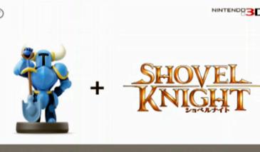 Wii U/3DS「ショベルナイト」 6/30配信決定!シャベルで戦う騎士が主人公の2Dアクション、amiiboも同時発売