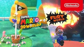 【注目】Switch「スーパーマリオ 3Dワールド」の新CMが公開!2/11発売、予約開始!!【爆売れ必至】