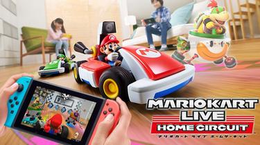 【驚愕】Switch「マリオカート ライブ ホームサーキット」、初動73,918本!日本一売れたラジコン誕生へwwww