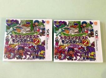 3DS「ドラゴンクエストモンスターズ2 イルとルカの不思議なふしぎな鍵」 レビュー!大安定の面白さ、でもそれだけじゃない!!