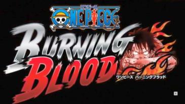 「ワンピース バーニングブラッド」 シリーズ最新作がPS4/PSVitaで発売決定!TGS2015トレーラー公開!!