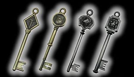 バイオハザードワイ「この鍵がもう必要ないかどうかなんて分からんやん」