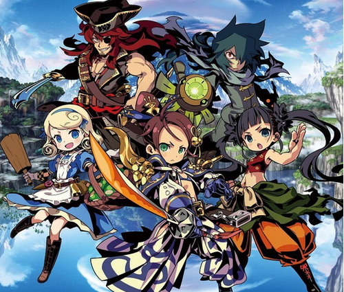 3DS「世界樹と不思議のダンジョン2」 PV第2弾が公開!!